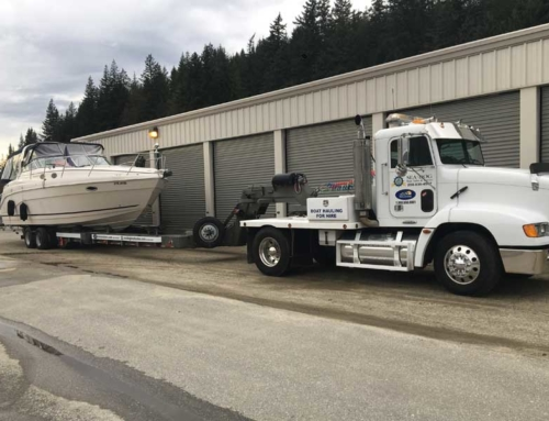 Boat Towing
